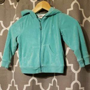 Lilly Pulitzer toddler girl Terry cloth hoodie